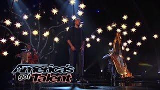 "Sons of Serendip: Quartet Covers ""Wicked Game"" by Chris Isaak - America's Got Talent 2014"