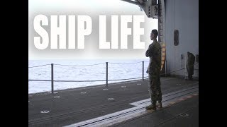 Ship Life | Living in Close Quarters