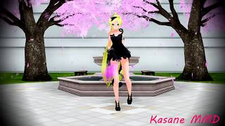 【MMD】Yandere Simulator - Umbrella (Remix for Shuffle Dance)