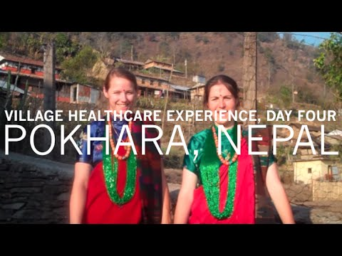 Nepal Village Experience with Nina and Sally – Day Four