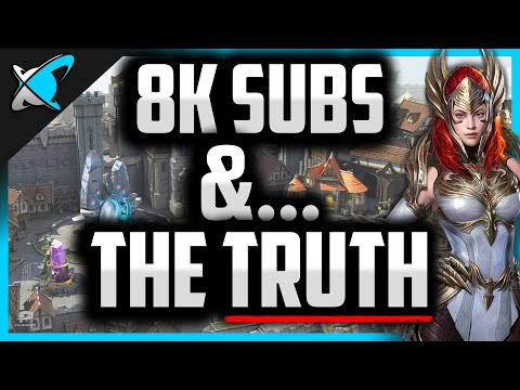 Figuring out how much I've spent... WITH PROOF | 8K Subscribers !! | RAID: Shadow Legends