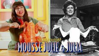 MOUSSE FRANCESA JULIE & JULIA | LIVE COM MEU MAIOR FÃ