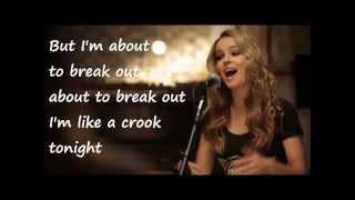 bridgit mendler ready or not acoustic version with lyrics