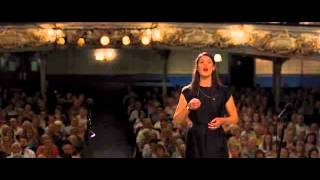 "A touching performance of the song ""Goodnight my angel"" taken from the movie ""Song for Marion"