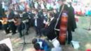 Luis canta o fado do estudante I