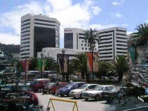 ECUADOR. (Ciudades Principales) (Principal Cities) 2013