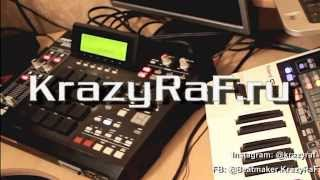 Naughty Boy - La La La ft. Sam Smith (KrazyRaf live remix)