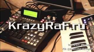 Naughty Boy - La La La ft. Sam Smith (KrazyRaf live remix)