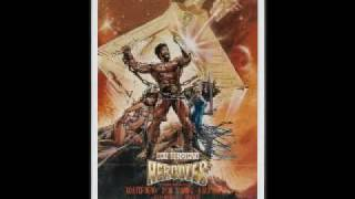 Hercules 1983 rare theme from the soundtrack by Pino Donnagio