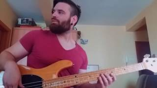 Negative - Ti me ne voliš (Bass Cover)