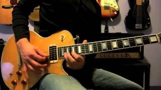 A Million Days guitar solo Lesson Part 3 by Yuj S