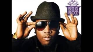 Big Boi - Turns Me On