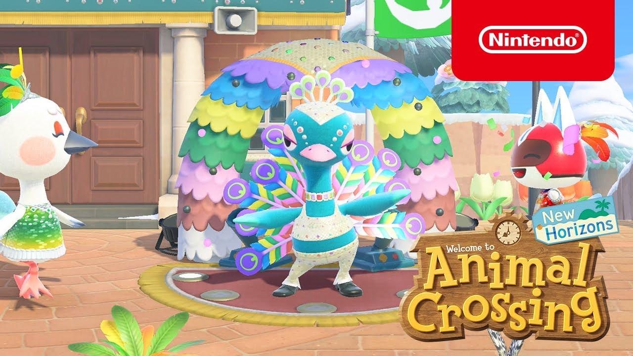 Nintendo - Animal Crossing: New Horizons – Free Update 1.28.20