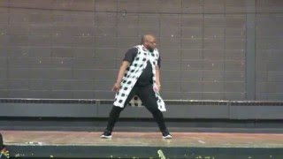 Tim Fountain Dance Performance to Rihanna Goodnight Gotham