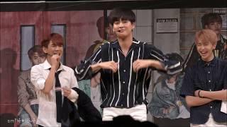 170810 오사카 STAR;DOM 릴리즈이벤트 시작해 イントロダンス 고결