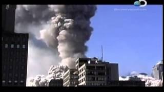 11 de setembro de 2001  - Colapso da Torre Norte