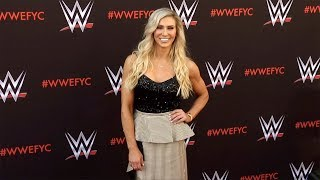 Charlotte Flair WWE's First-Ever Emmy FYC Event Red Carpet