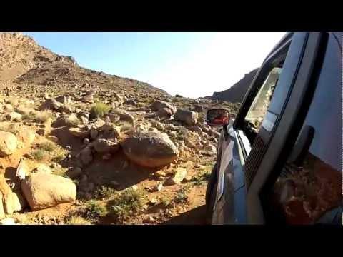 Dakhla Challenge Bumpy Drive