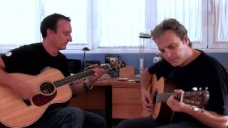 Hombres G - La Carretera (Up-on-the-roof #2)