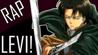 Rap do Levi (Shingeki no Kyojin) - O Devorador de Titans!
