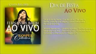 "Dia de Festa (Ao Vivo) Fernanda Brum - CD ""Gospel Collection"" - HQ (2014)"