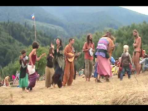 European Rainbow Gathering – Ukraine 2009