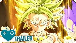 DRAGON BALL FUSIONS Japanese Trailer (2016) 3DS
