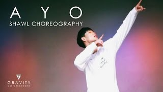 AYO-Chris Brown, TYGA | SHAWL Choreography | GRVTZN