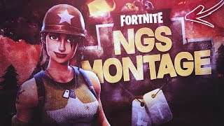 """🔥  """"1 Thot 2 Thot Red Thot Blue Thot"""" - FORTNITE MONTAGE NGS !  🔥"""