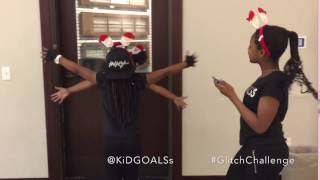 #Kidgoalss romantic glitch challenge