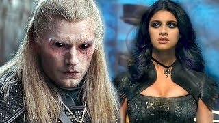 The Witcher Trailer by Netflix - I React™ after Reading 2 Books