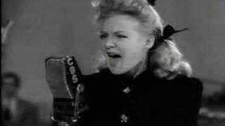 Betty Hutton -- Murder, He Says