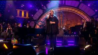 Adele - Chasing Pavements Live - Jools' Hootenanny - HIGH DEFINITION