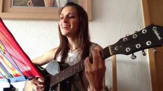 VUELVO A VERTE -Malú y Pablo Alborán-cover Núria Serrano(guitarra)