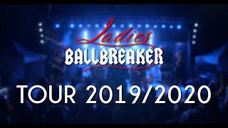 LADIES BALLBREAKER - TOUR 2019/2020