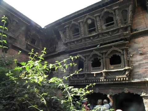 Diosa Kumari, Katmandu, Nepal