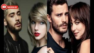 Taylor Swift e Zayn lançam clipe de 'I don't wanna live forever', trilha de novo '50 Tons