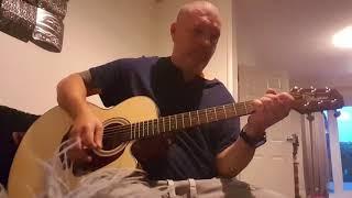 Rocket Man by Elton John acoustic cover