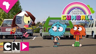 Dr Wrecker | The Amazing World of Gumball  | Cartoon Network width=