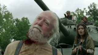 Tribute to The walking dead (Johnny Cash - Hurt)