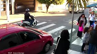 Mãe policial reage a assalto e mata bandido em SP