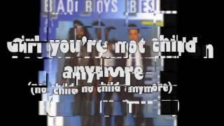 Bad Boys Blue - Pretty young girl (with lyrics on screen)