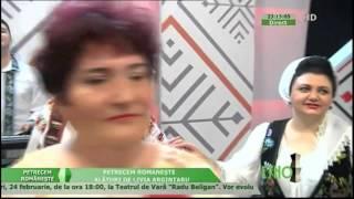 Radita Jilavu la ETNO TV 15 Feb 2016