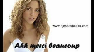 Shakira Parle Français