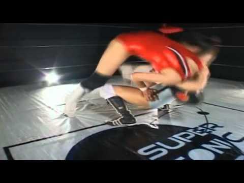 Download Video Chiharu Nakai In A Wrestling Match
