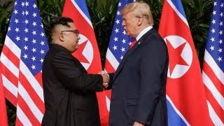 North Korea hacked US after Trump-Kim Jong Un meeting? width=