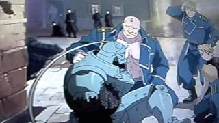 Three Days Grace- Bully(Fullmetal Alchemist) AMV