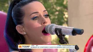 Katy Perry - I Kissed a Girl (LIVE) HD