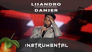 Lisandro - Danser [ INSTRUMENTAL ] Remake sur Fl studio