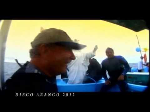 Diego Arango Osorio – Cristo de las Aguas Ayangue – Ecuador